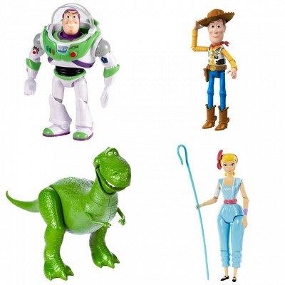 🎄ЛЮБИМЫЕ ИГРУШКИ новые распродажи к праздникам :О) — Mattel Toy Story — Игровые наборы