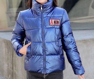 Куртка замер по изделию Бюст 110 длина 56 рукав 58 см