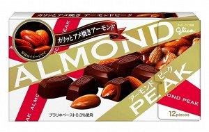GLICO Almond Peak - миндаль в шоколаде