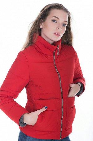 Куртка Лаура красный
