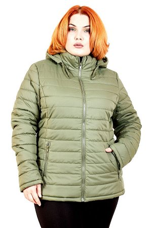 Куртка Джина зеленый
