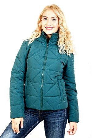Куртка Ромб зеленый