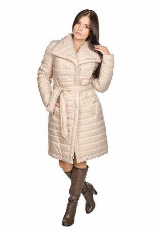 Куртка зимняя Севилья светло-бежевый