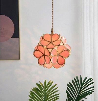 💡Стильные люстры💡Новинка, садовые светильники от 135р  — COLOR — Освещение