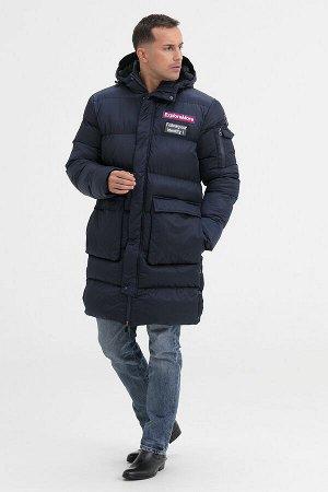 Пальто для мужчин, (био-пух) JAN STEEN