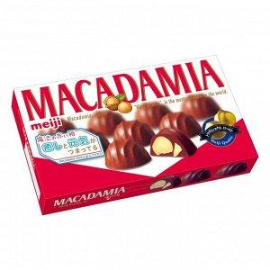 MEIJI Macadamia - орех макадамия в молочном шоколаде