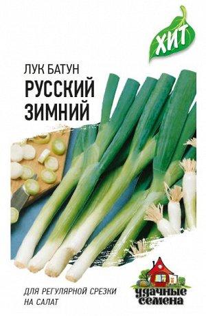 Лук батун Русский зимний 0,5 г ХИТ х3