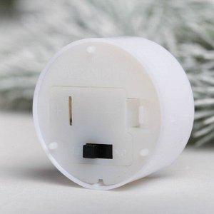 Свеча LED «Поверь в сказку». мод.CPL-003. 3.7х5.2см