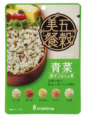MISHIMA - посыпка фурикаке для риса ассорти вкусов