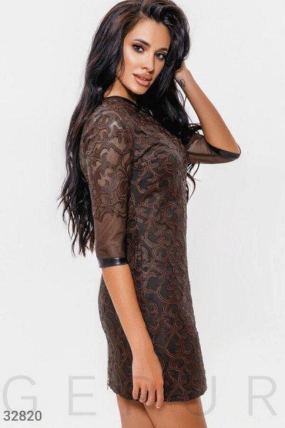 GEPUR август 2020!  женская одежда  — короткие платья — Короткие платья