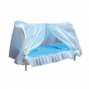 Кроватка д/куклы КР-120