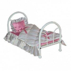 Кроватка д/куклы КР-170