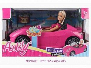 Кукла 99206 Anlily в машине в кор.