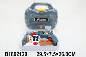 Набор инструментов 5700АТ в чемодане
