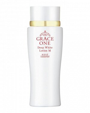 KOSE Grace One Deep White Lotion M - отбеливающий увлажняющий лосьон