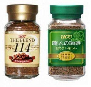 ✔Бакалея ✅ Скидки❗❗❗Огромный выбор❗Выгодные цены🔥 — Кофе UCC растворимый  — Растворимый кофе