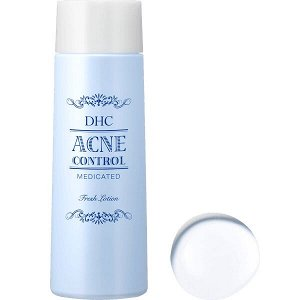 DHC Medicated Acne Control Fresh Lotion. Освежающий лосьон для лица против акне, 160мл