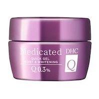 DHC Medicated Quick Gel Moist Q0,3% Увлажняющий и омолаживающий крем-гель для лица с коэнзимом Q0.3%