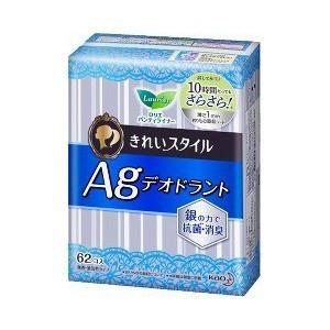 KAO Ежедневные гигиенические прокладки, с содержанием серебра (62 шт х 14 см)