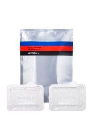 SHISEIDO Navision HA-Fill Patch Патчи с растворимыми гиалуроновыми иглами (3 пары)