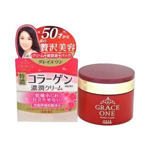 KOSE Cosmeport Grace One Cream - питательный крем для возрастной кожи