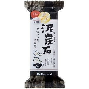 PELICAN Deitanseki Soap Мыло с древесным углем. 150г