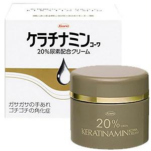 KOWA Кератинамин. Универсальный восстанавливающий крем для рук и тела. 150г