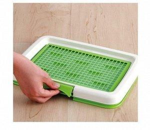Лоток сетка P-FTT-235C ( 32,0*23,5), цвет: зеленый, вес: 340 гр