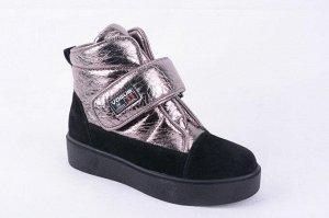 Крутые ботинки на зиму.