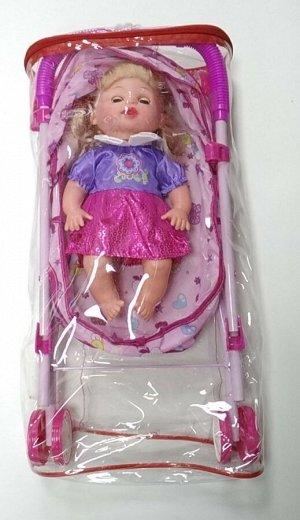 Кукла с коляской