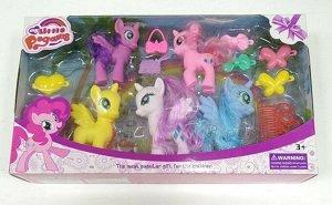 Лошадки-пони