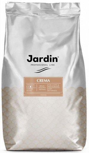 Кофе Жардин зерно натур. 1000г 1/6  Крема Профешинал  для Horeka