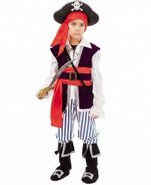 """Карнавальный костюм """"Пират Спайк"""" 2004 к-18 р.110-56"""
