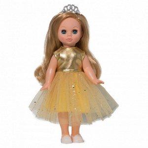 Эля праздничная 1 (кукла пластмассовая) В3661