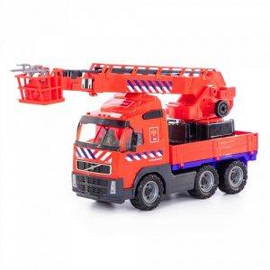 """""""Volvo"""", автомобиль пожарный (NL) (в сеточке) 77301 (1/2)"""