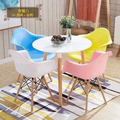 TV-Хиты! 📺 🥞 Все нужное на кухню и в дом!🍩🍕 — Обеденные столы и стулья. Новинки! — Мебель