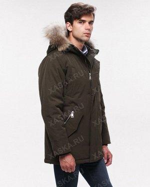 Куртка на утеплителе ЗИМА