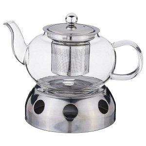 Подставка для подогрева чайника металлическая (RA-6000)