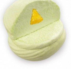Зефир вкус Зеленое яблоко с начинкой