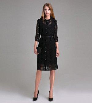 Комплект женский (кардиган, платье)