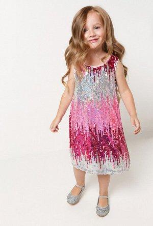 Платье детское для девочек Polyn ассорти