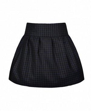 Школьная юбка для девочки в клетку 71739-ДШ19