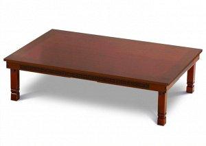Корейский стол 1200*800 красное дерево RED 1210