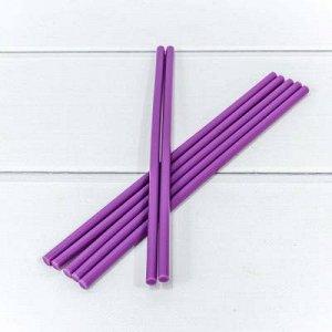 """Клей """"Термопластичный"""" (палочка) Фиолетовый 0,7см*25см"""