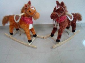 Лошадь-качалка 60*45 см