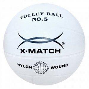 Мяч волейбольный X-Match , резина
