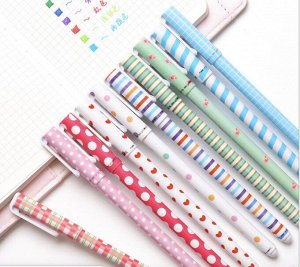 Ручка гелевая набор 10 цветов