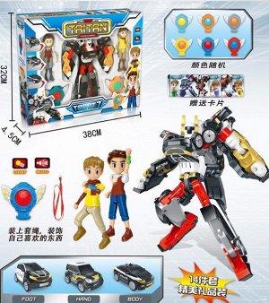 Набор Робот-Трансформер