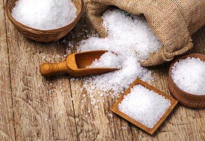 Быстрая доставка полезная мед прополис и многое другое — Соль: пищевая, морская, Гималайская. Мелкая и крупная — Сахар и соль