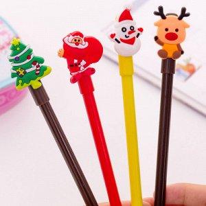 Ручка Новогодняя 1 шт